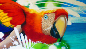 Rodicio Brasileño – Muralismo