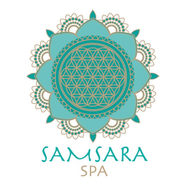 Logotipo Spa mandala