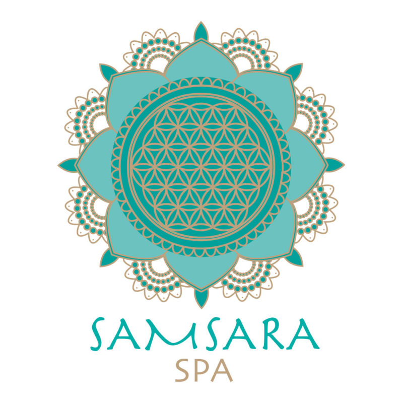 Logotipo Spa mandala