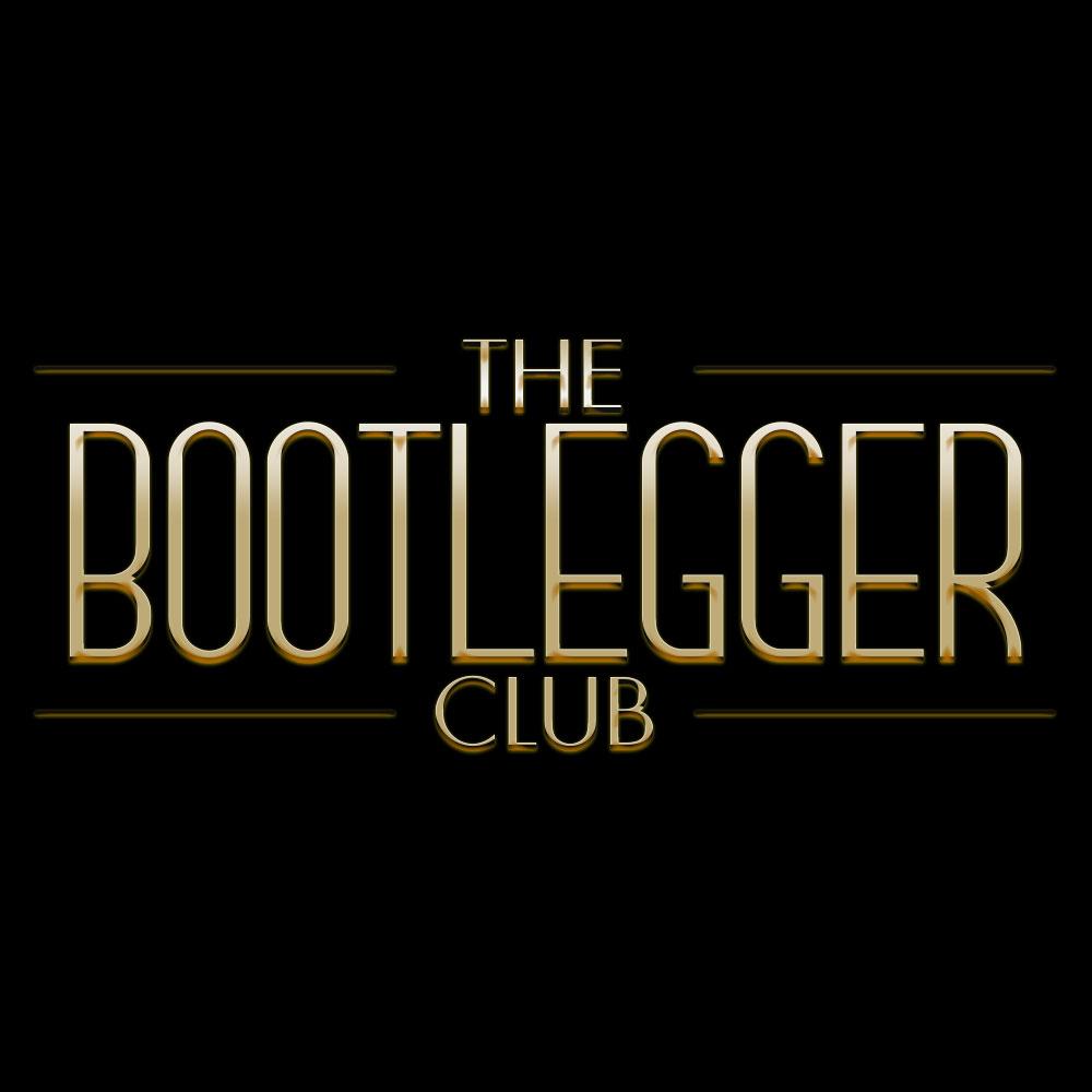 Diseño logotipo bootlegger
