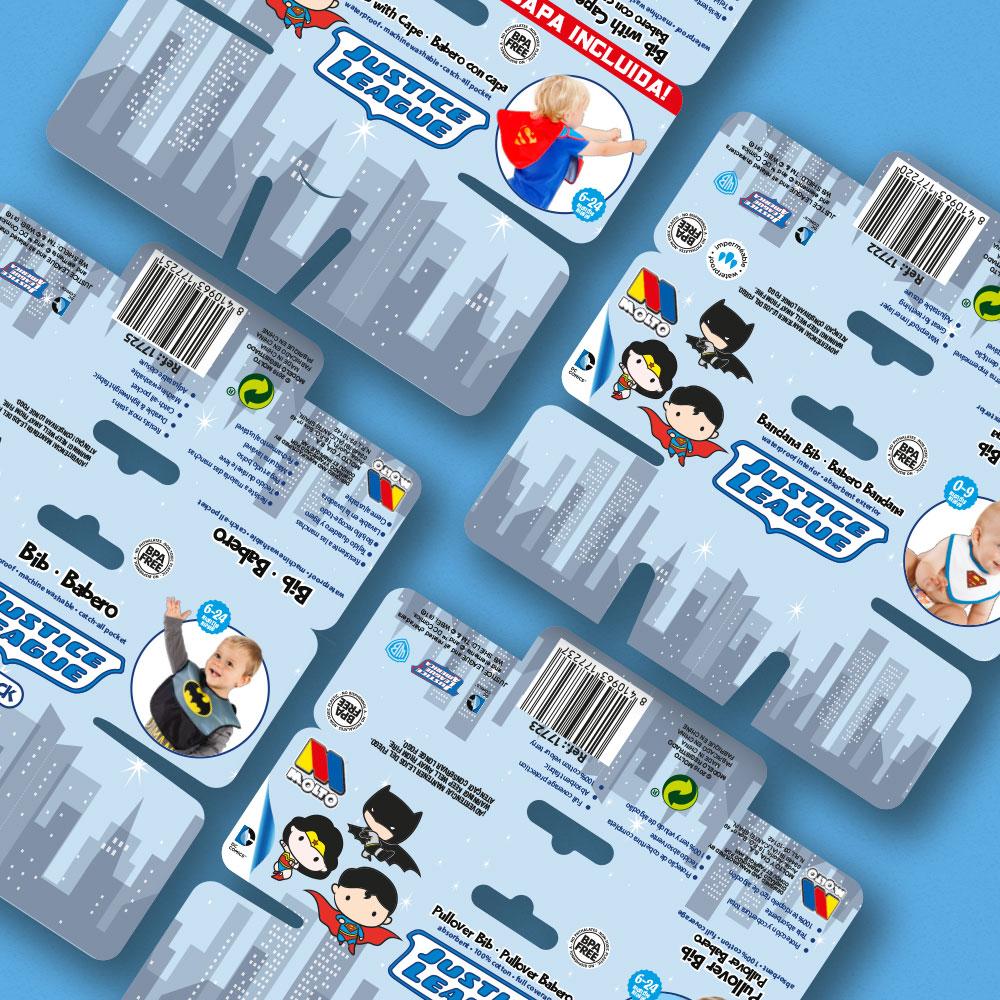 Packaging carton juguete