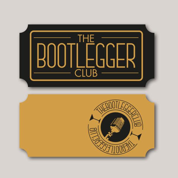 bootlegger invitacion