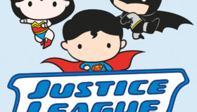 Colección Baberos Justice League