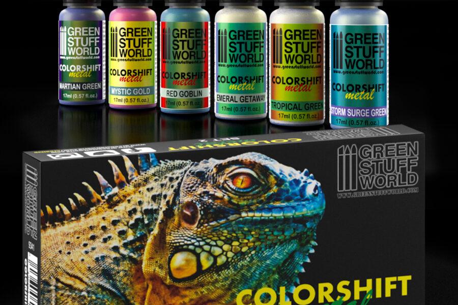 Chameleon Paints