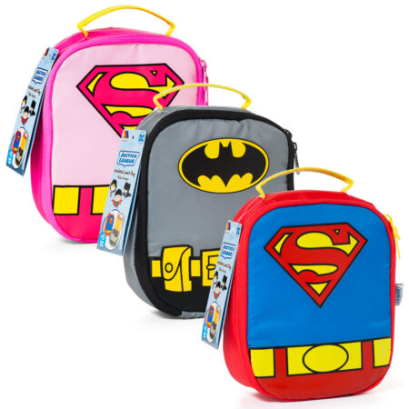 Mochilas Luncheras Superhéroes
